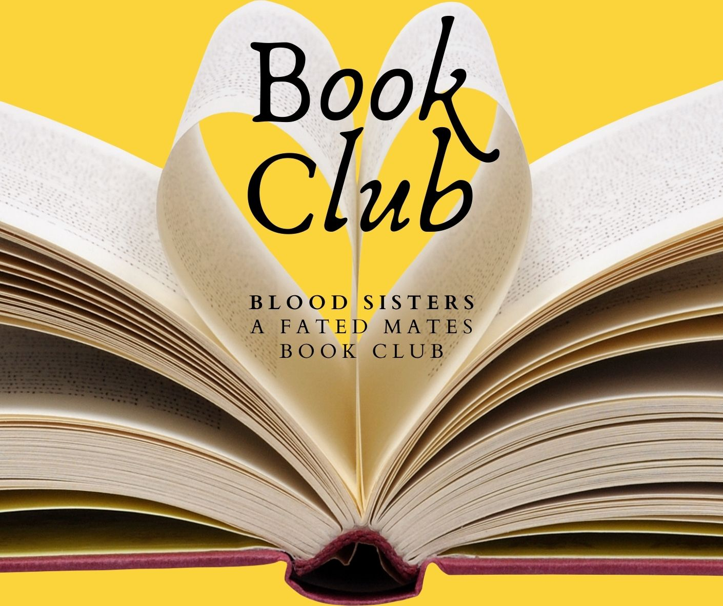 I have a book club!